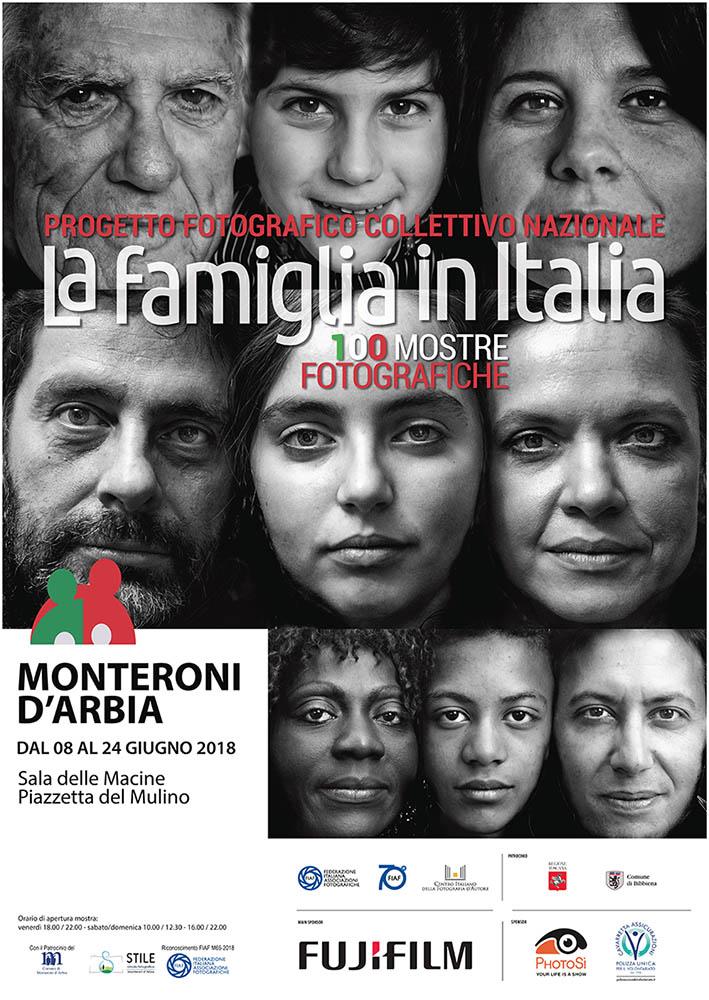 La Famiglia in Italia - Mostra Fotografica